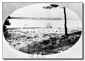 Ilha de Brownsea - 1907.