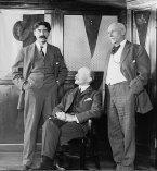 Os três tios do Escotismo.